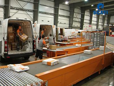Plataforma logística NACEX (España)