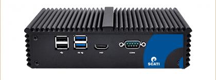 SCATI presenta su nuevo DVR para ATMS