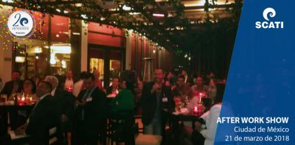 SCATI celebra su 20º aniversario en México