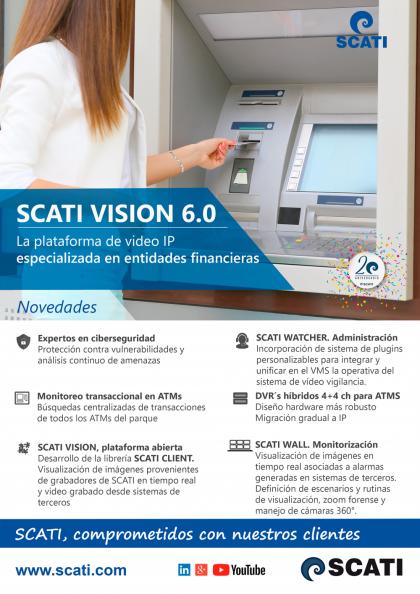 SCATI VISION versión 6.0