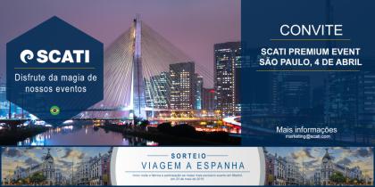 SCATI PREMIUM EVENT, BRASIL