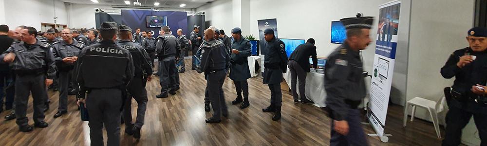 SCATI apresenta suas soluções inteligentes de vídeo IP no II Seminário Internacional de Segurança Pú