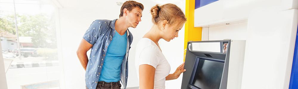Gravador de video profissional para ATM's