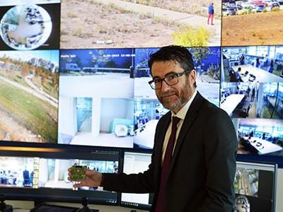 Entrevista com Daniel Larrodé. Diretor de Operações e Diretor de Tecnologia (COO & CTO). SCATI.
