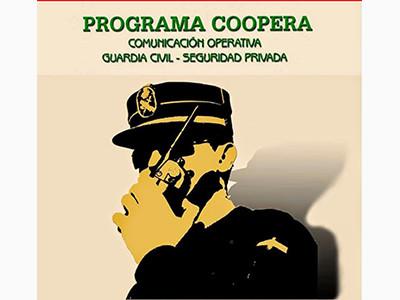 SCATI se adhiere al Programa Coopera de la Guardia Civil