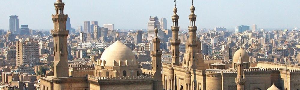 La ciudad de Asiut protegida gracias a los sistemas de CCTV de SCATI (Egipto)