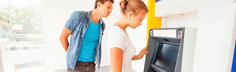 Ponga 'ojos' a sus ATMs
