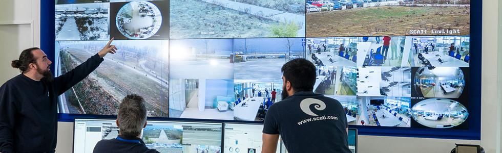 Soluciones de vídeo inteligente