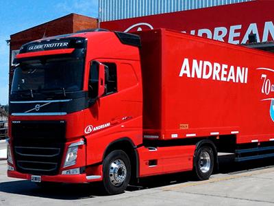 Andreani garantiza la seguridad de sus centros logísticos desde el CEMA (Centro Monitoreo Andreani)