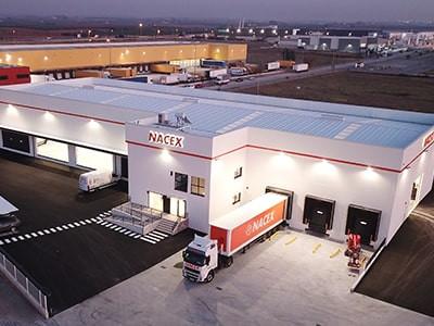 NACEX's new logistics platform is already running.