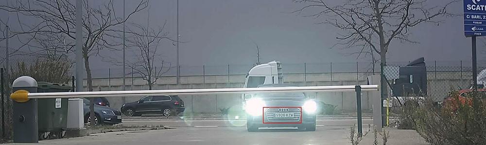 Control de vehículos a través sistemas de reconocimiento de matrículas