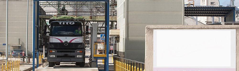 Gestão centralizada do acesso de veículos através da LPR (Espanha)
