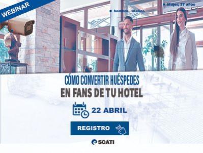 [Webinar] Cómo convertir huéspedes en fans de tu hotel con un sistema de CCTV