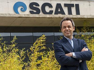 Gonzalo Micó se incorpora al equipo comercial de SCATI España