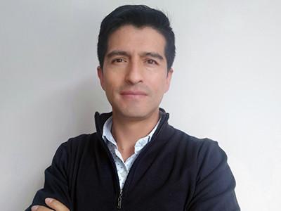William Tiempos refuerza el área comercial de SCATI en la Región Andina.