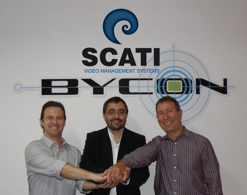 Scati y Bycon anuncian su alianza empresarial