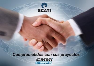 Scati achieves CMMI Maturity Level 2 (ML2)