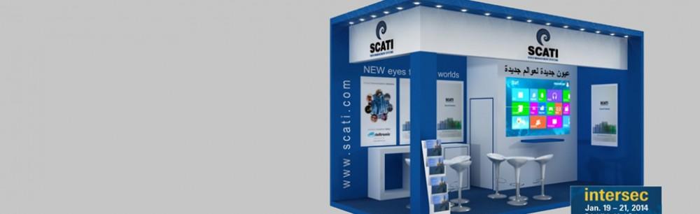 Scati will be present at Intersec (Dubai)