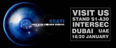 SCATI will be present at Intersec Dubai
