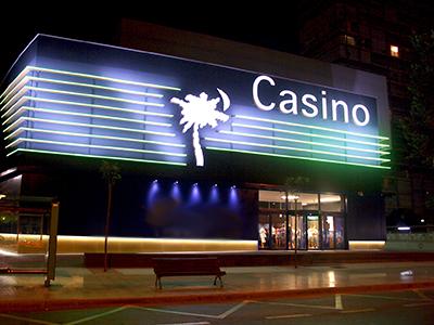 Casino en el Levante español (España)
