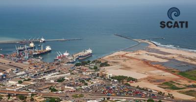 Port of Lome (TOGO)