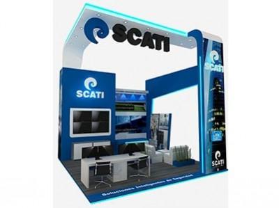 SCATI presenta sus soluciones de video inteligente en Expo Seguridad México